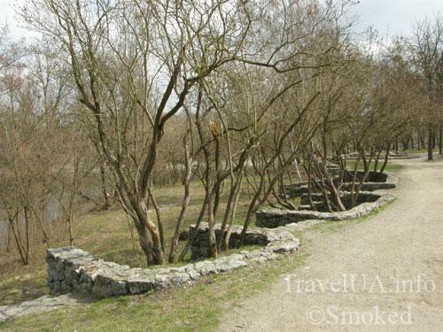Корсунь-Шевченковский, Корсунь, парк