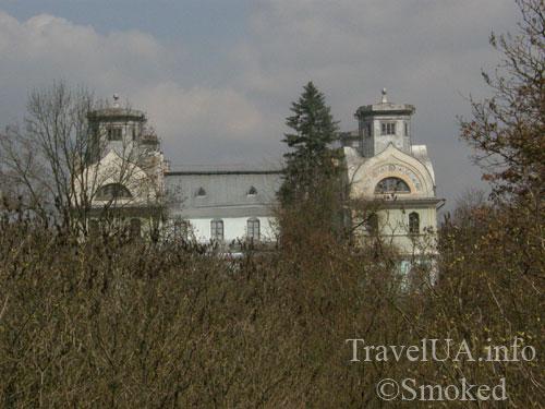 Корсунь-Шевченковский, Корсунь, дворец, палац