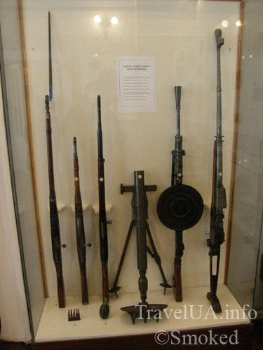Корсунь-Шевченковский, Корсунь, дворец, палац, оружие, музей