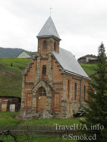kostel-vorohta