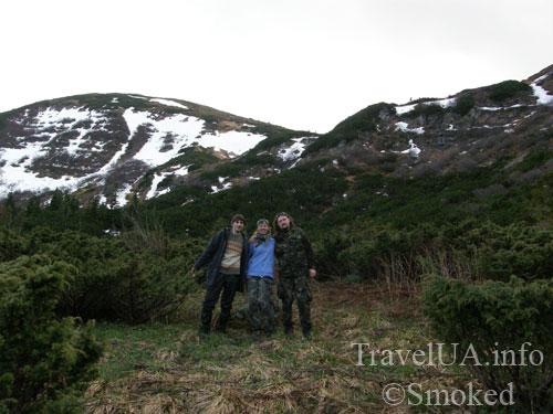 Карпаты, горы, пейзаж