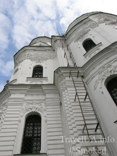 Козелец, собор, Разумовские