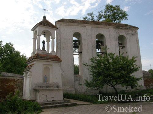 Корец, костел, святой Антоний, колокола