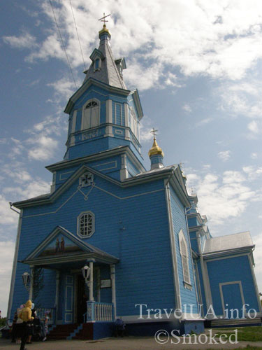Корец, церковь, Косьма и Демьян