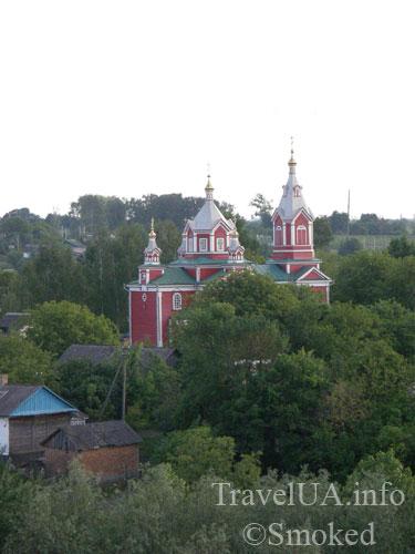 Корец, церковь