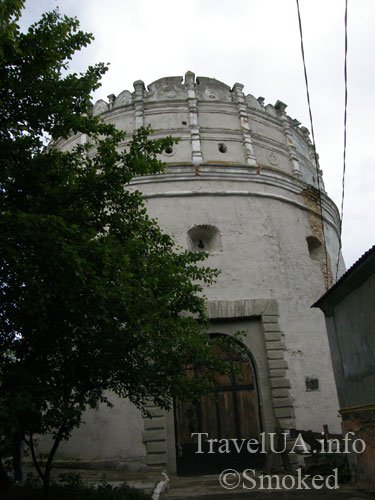 Острог, Луцкая башня, музей книгопечатания