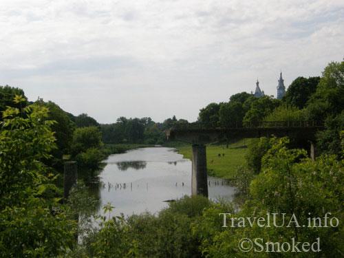Корец, мост