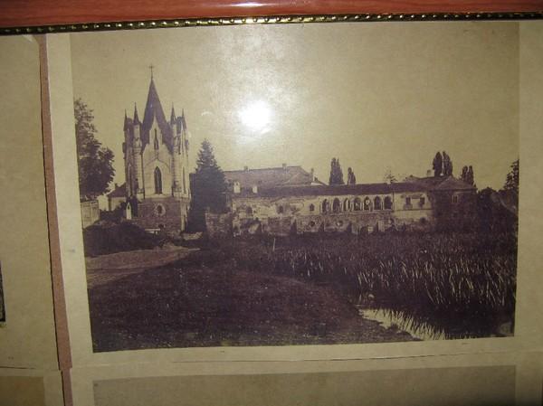 Новомалин, Новый Малин, старый рисунок, старая фотография
