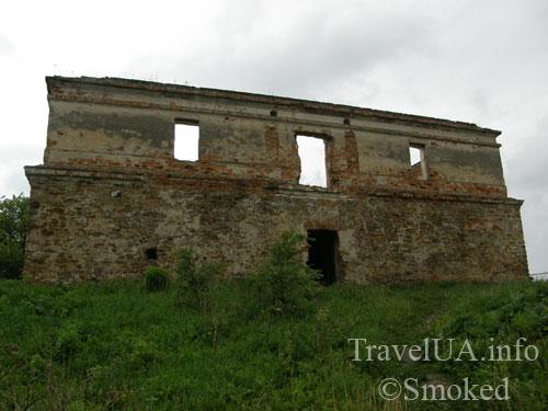 Изяслав, цейхгауз, старый замок