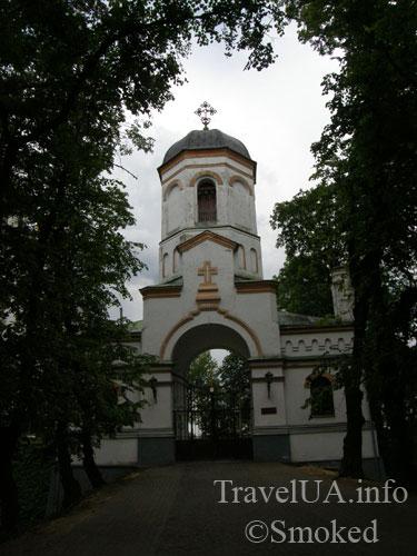 Острог, Богоявленский собор, колокольня
