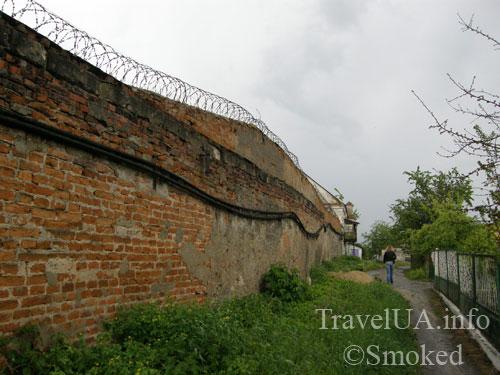 Изяслав, тюрьма, монастырь