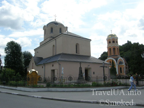 Галич, церковь, история