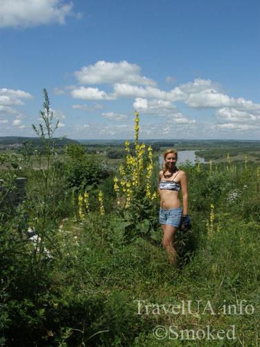Мариамполь, Днестр, пейзаж
