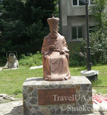 Галич, памятник, Шептицкий