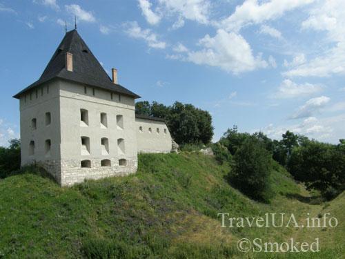 Галич, замок, история