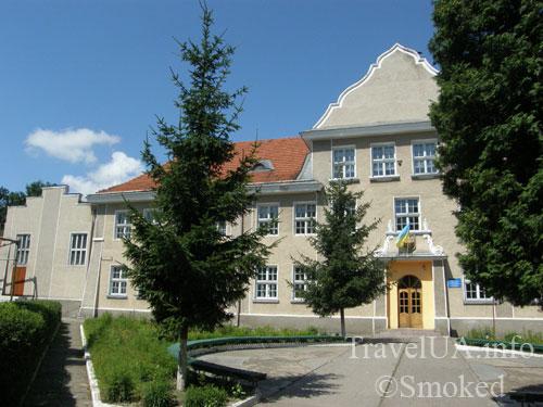 Мариамполь, школа