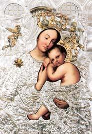 Мариамполь, Богоматерь, икона, рыцарская