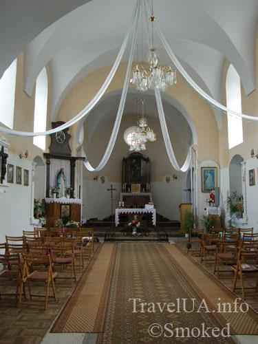 v-kostele