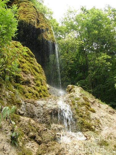 Днестр, водопад, Девичьи Слезы