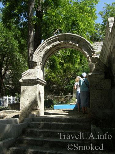 Инкерман, Крым, монастырь