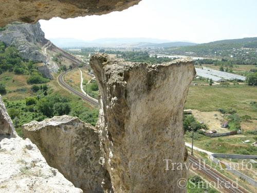 Каламита, Инкерман, Крым, пещера