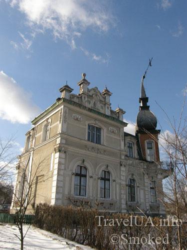 Старая Соль, Вилла Анна, Львовская область