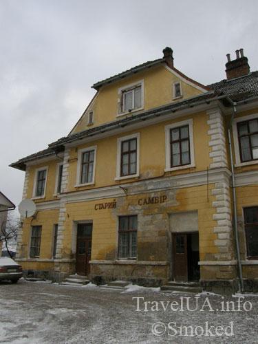 автовокзал, Старый Самбор, Львовская область