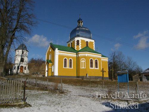 церковь, Тернава