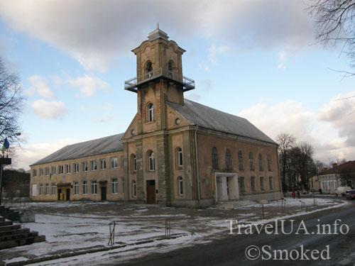 костел Лаврентия, Хиров, Львовская область