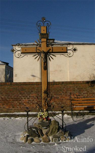 церковь Рождества Богородицы, Хиров, Львовская область