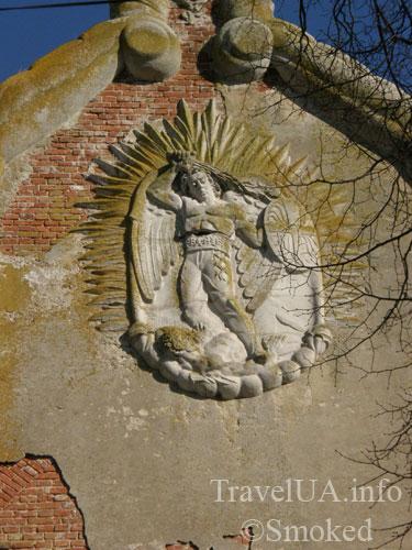 Старая Соль, костел, Львовская область, архистратиг Михаил