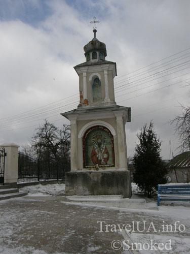 церковь, Старый Самбор, Львовская область