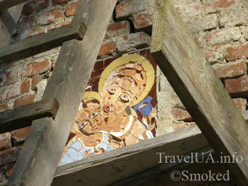 Старая Соль, мозаика, Львовская область