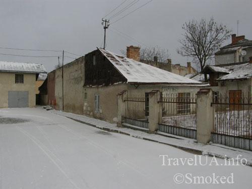 Самбор, Львовская область