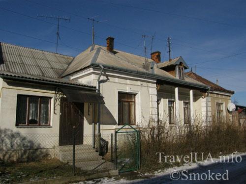 старый дом, Добромыль, Львовская область