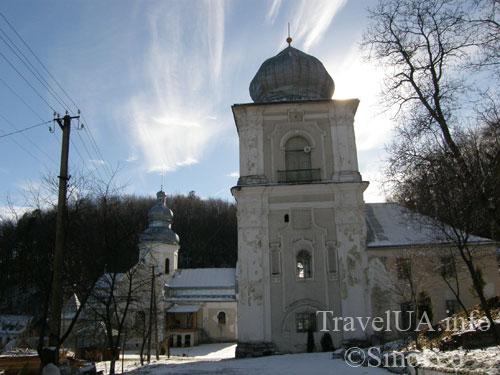 монастырь святого Онуфрия, Добромыль, василианский монастырь