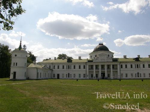 дворец в Качановке,
