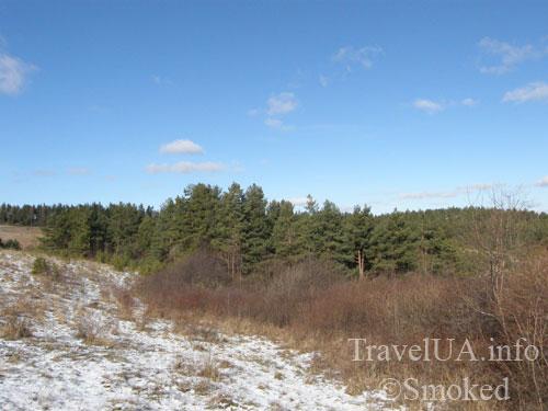 пейзаж, Львовская область, Тернава, Добромыль