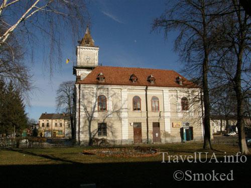 ратуша, Добромыль, Львовская область