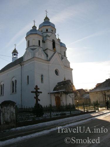 церковь, Добромыль, Львовская область