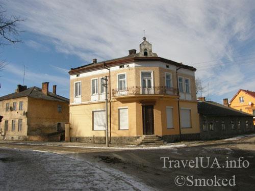 Добромыль, Львовская область, старый дом