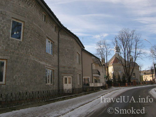 Добромыль, Львовская область
